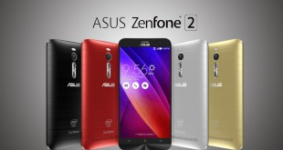 asus zenfone 2 android captain