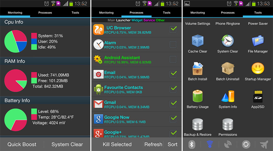 android-assistant-banner-android-captain screenshot