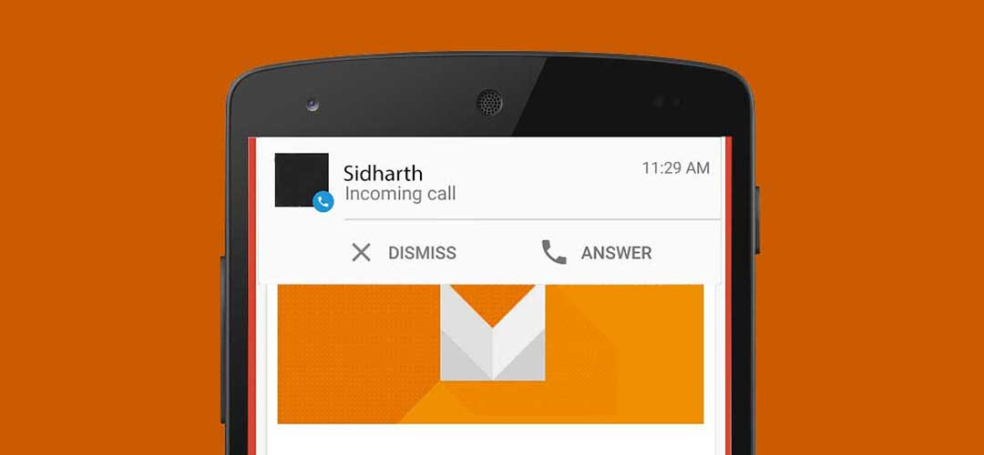 Photo of Explore Android M: Now you can disable heads up notification