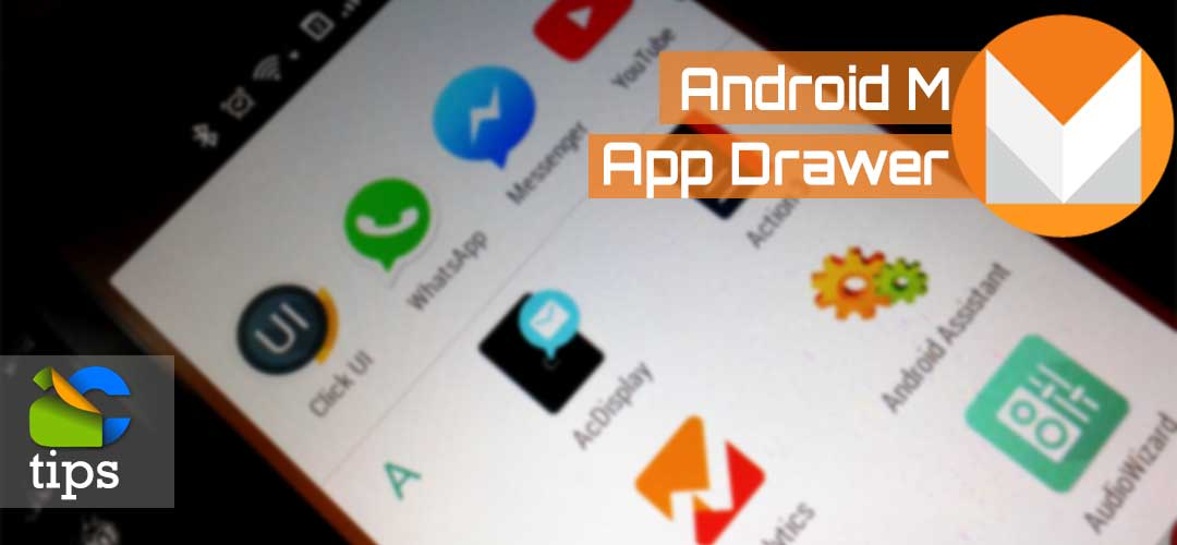 Photo of AC Tips: Get an Android M app drawer on your phone