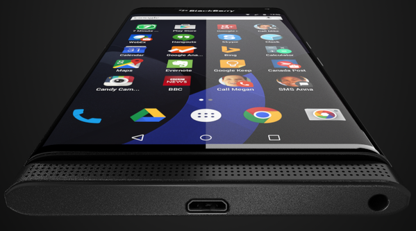 Photo of Blackberry Venice: Blackberry goes Android