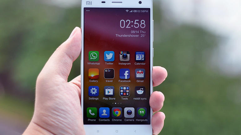 mi 4i review android captain