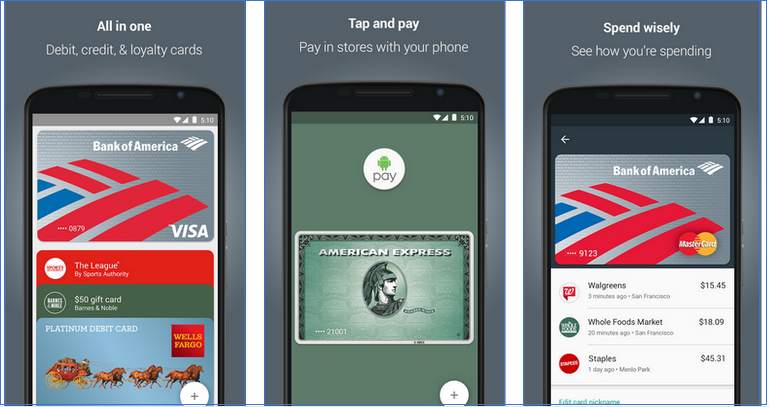 android pay news by androidcaptain.com