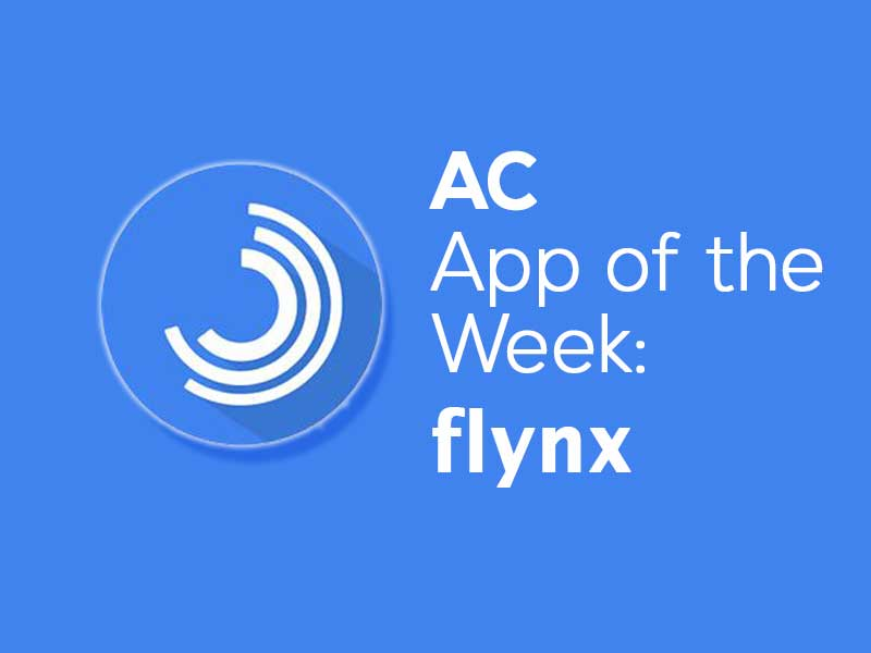 App of the week: Flynx