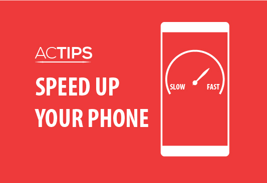 Photo of AC Tips: 5 Ways to Increase the Speed of your Phone