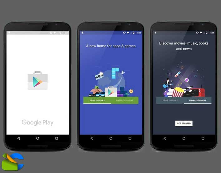 Photo of Google Play Store is getting redesigned