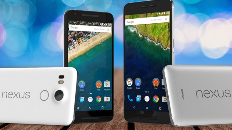 Photo of Google is bringing new Nexus phones.