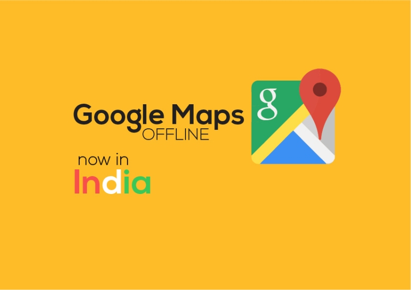 Photo of Google Maps Offline now available in India