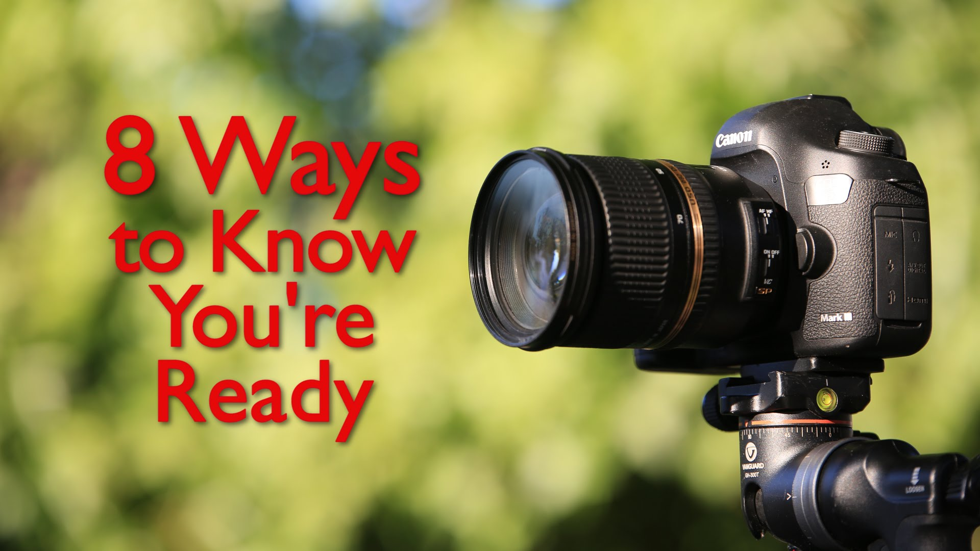 8 ways to click your photo