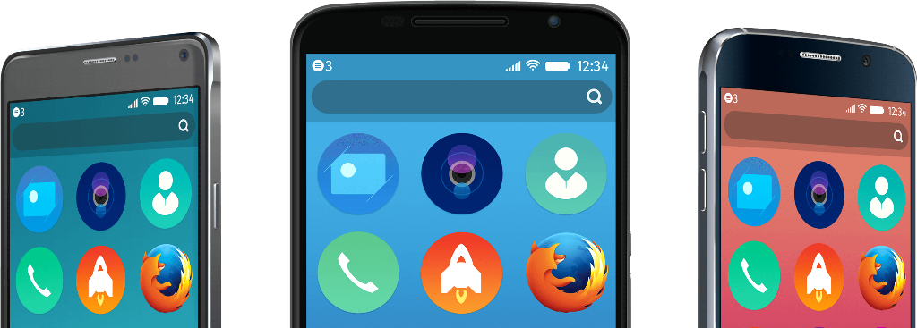 firefox OS Preview for android