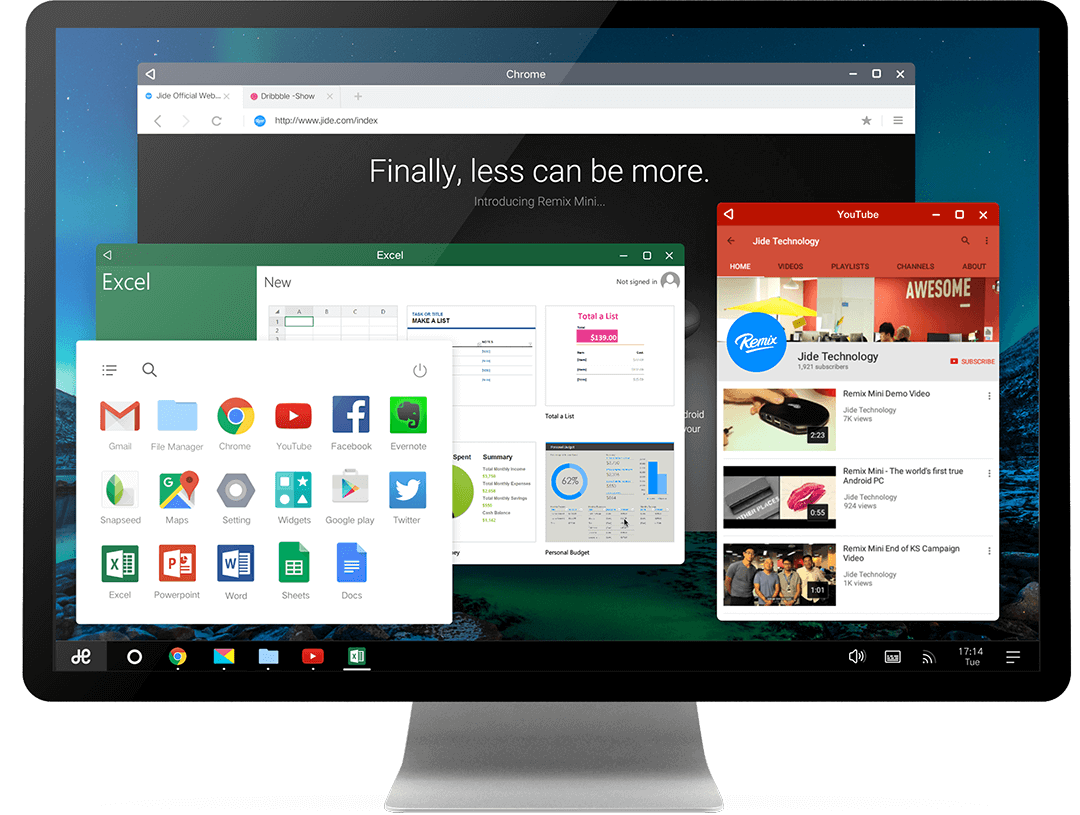 Photo of Alpha Version of Remix OS Released – Puts Android Onto Your PC