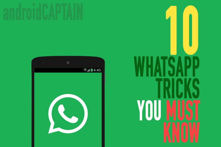 Photo of 10 WhatsApp Tricks You Must Know