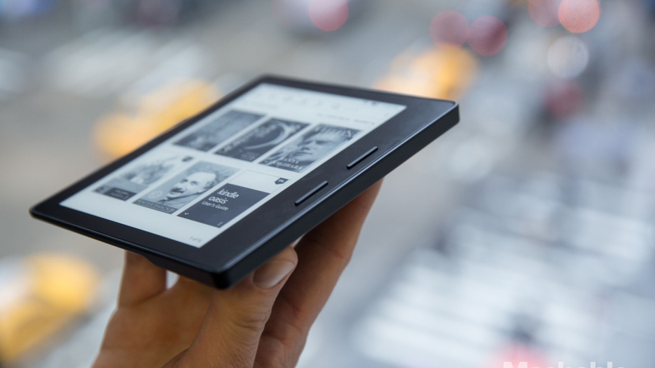Photo of The Oasis Is Amazon's Thinnest Kindle Ever