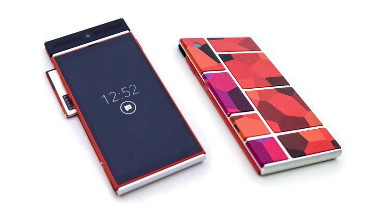 Photo of The man behind Phonebloks says Google's Project Ara is headed in the wrong direction
