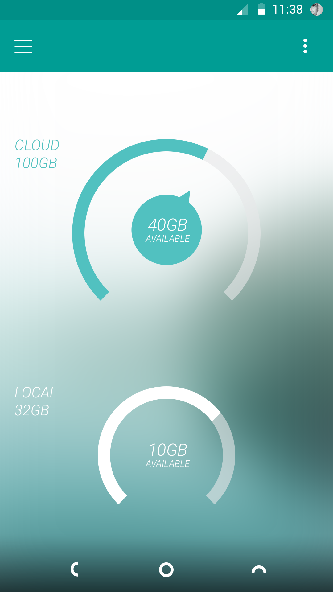 nextbit_cloud storage