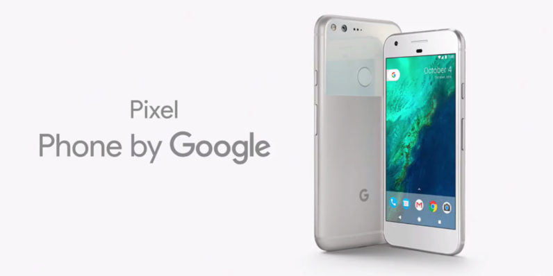 Photo of Google announces Google Pixel, its new flagship device.