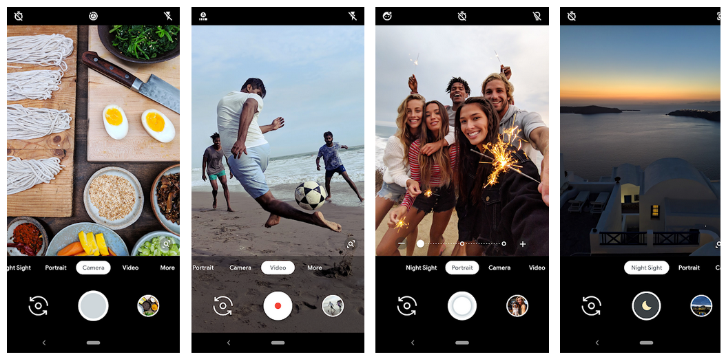 Photo of Google Camera released new update, includes new UI, Framing hints and Social share: Google Camera Version : 7.1