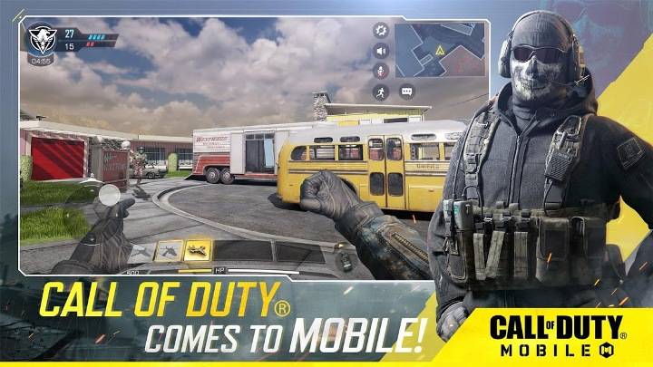 Photo of Call of Duty game is now available on Android and iOS