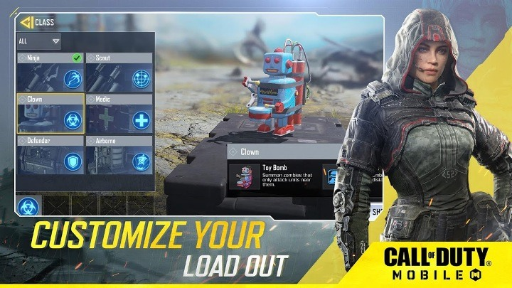 call of duty game-android captain