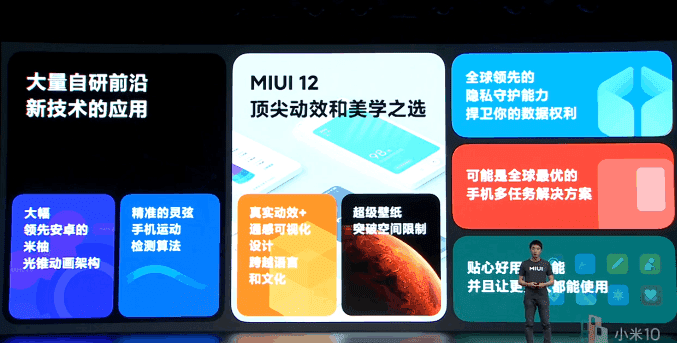 MIUI 12 IS OFFICIAL, CHALLENGES IOS – 22 MODELS TO FIRST UPGRADE