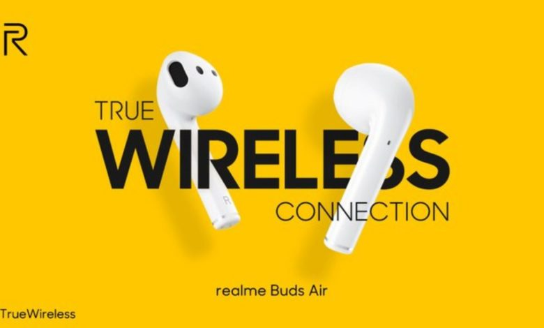 Realme Ear Buds Air Neo Bluetooth Features And Renders Exposed Ahead Of The Launch