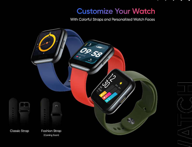 androidcaptain.com Realme Watch Looks amazing Revealed Online