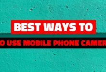 Photo of Top 10 Camera Apps to Make Your Phone More Than A Smartphone, Scanner-Webcam and more