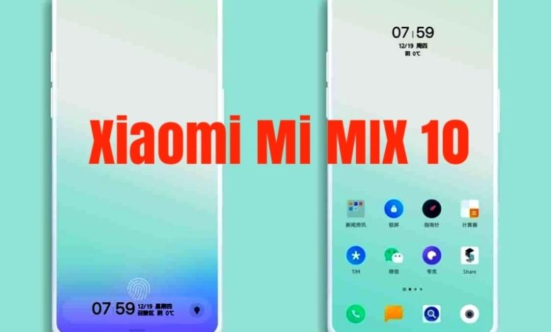 XIAOMI OPENS A NEW WEIBO ACCOUNT FOR THE MIX SERIES – MI MIX 4 ON THE WAY